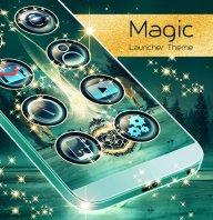 Magic Launcher Theme screenshot 2