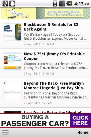 photo regarding Blockbuster Printable Coupon identify I Contain A Coupon For That 28 Muat turun APK untuk Android
