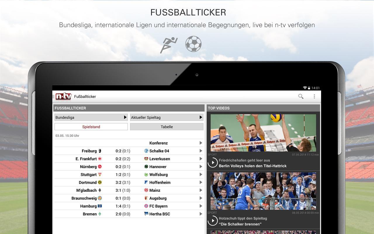 ntv Nachrichten screenshot 2