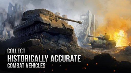 Armor Age: Tank Wars — WW2 Platoon Battle Tactics screenshot 12