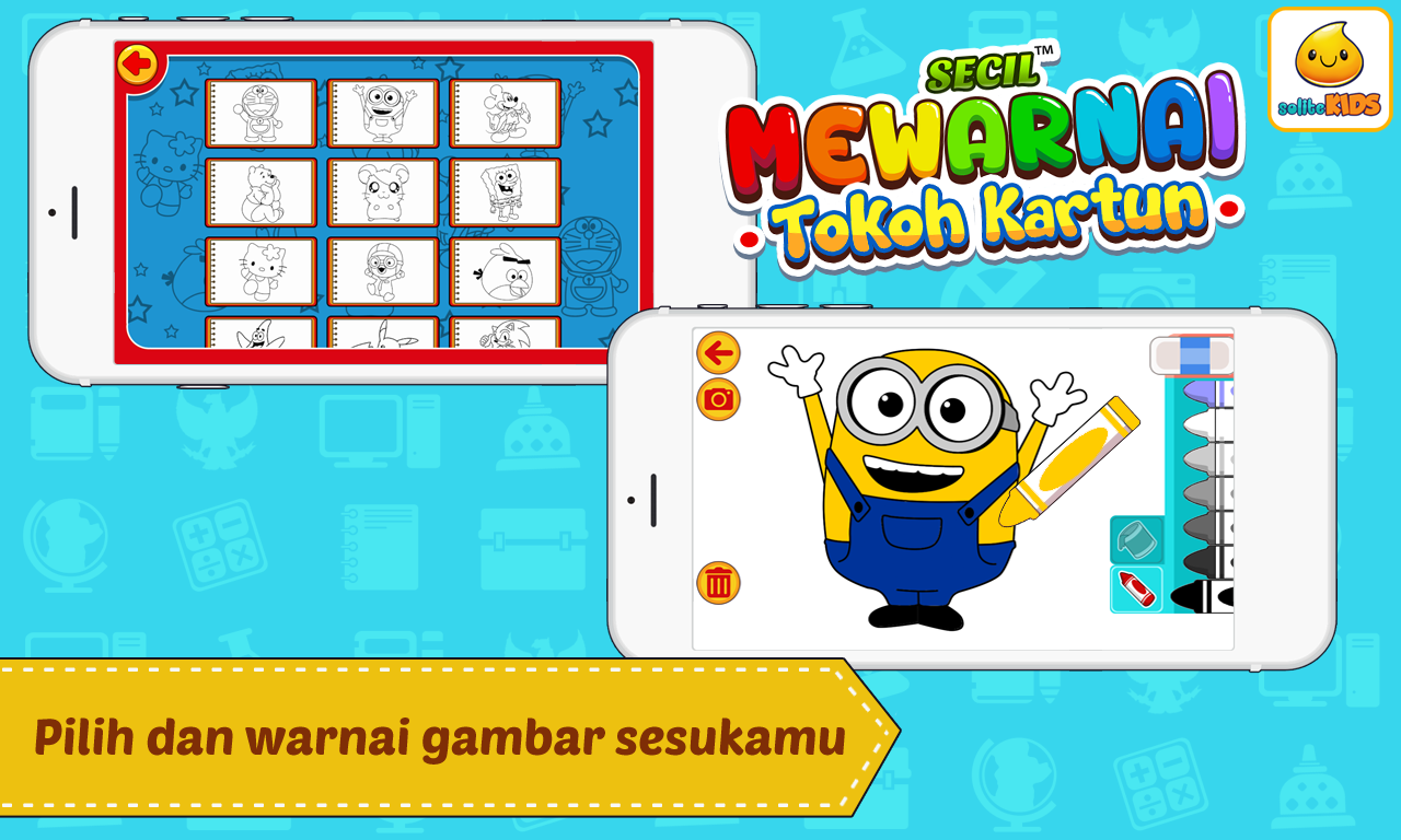 Mewarnai Kartun 1 0 11 Download Android APK