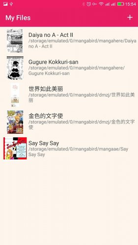 Manga Reader 1 274 Download Android Apk Aptoide
