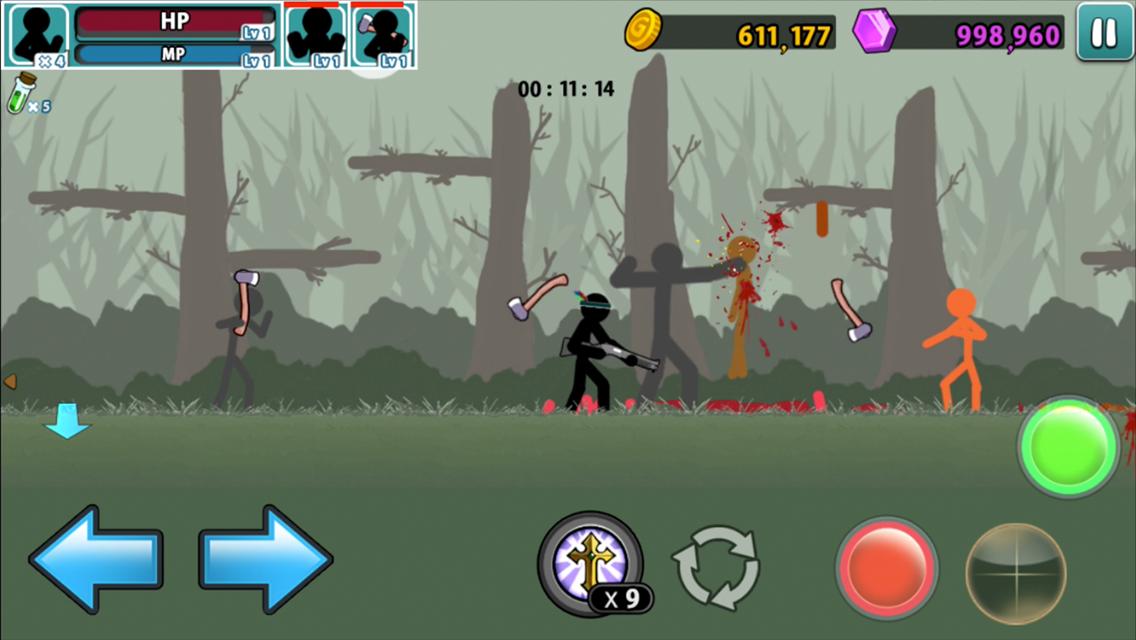 AngerOfStick5 screenshot 5