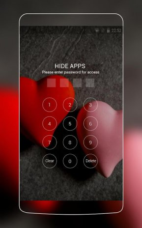 Red Heart Love Theme Romantic Wallpaper Hd 1 0 0 Download Apk For
