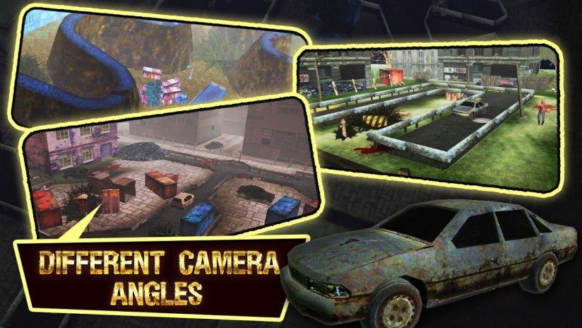 Zombie Car Parking Simulator Stupid Dead Drive Challenge 1 0