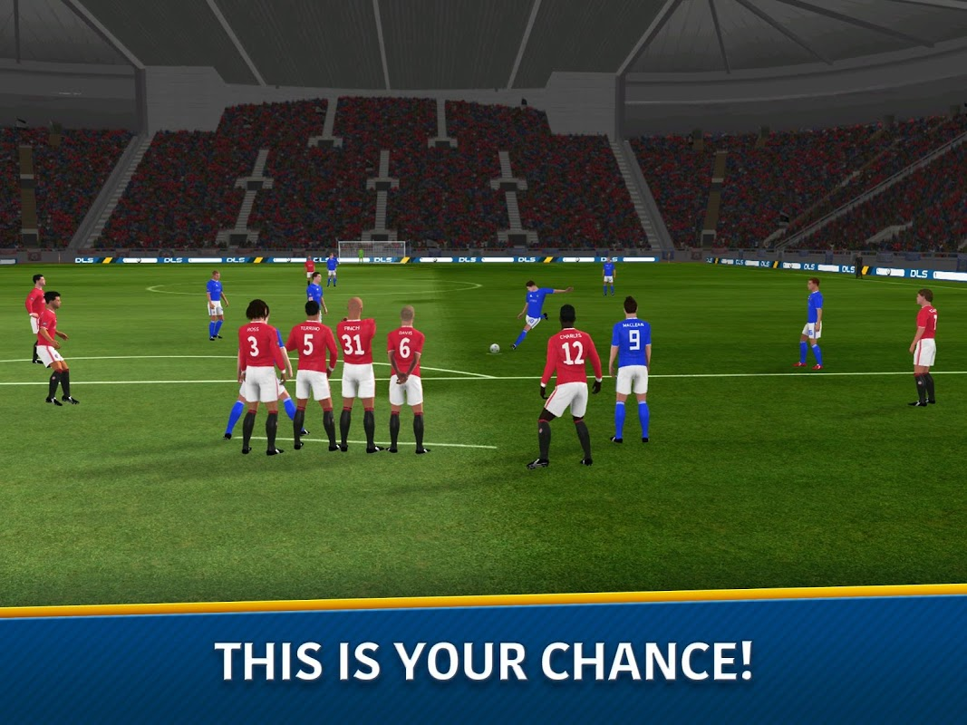 Dream League Soccer 2017 screenshot 6
