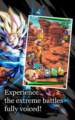 DRAGON BALL LEGENDS 1 35 1 Download APK for Android - Aptoide