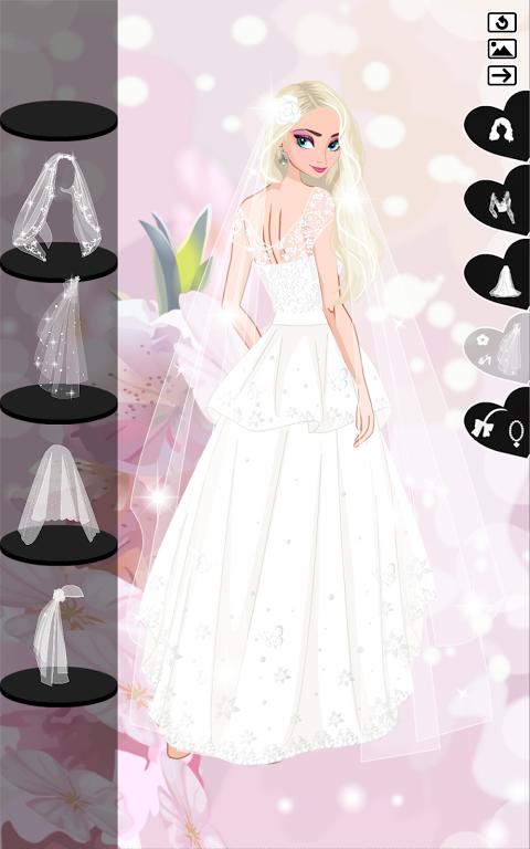 ❄ Icy Wedding ❄ Winter Bride screenshot 2
