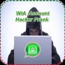 account hacker prank wa icon