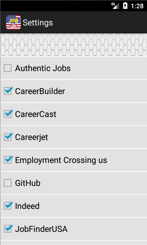 USA Jobfinder screenshot 2
