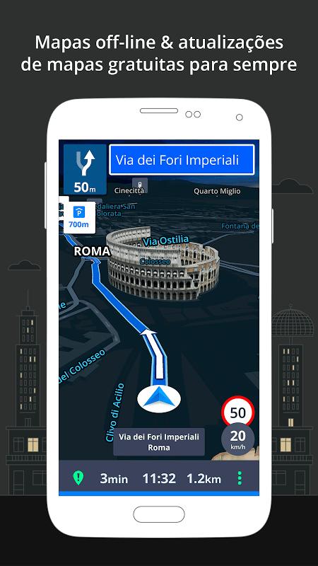 GPS BRASIL MAPA SYGIC DO PARA BAIXAR