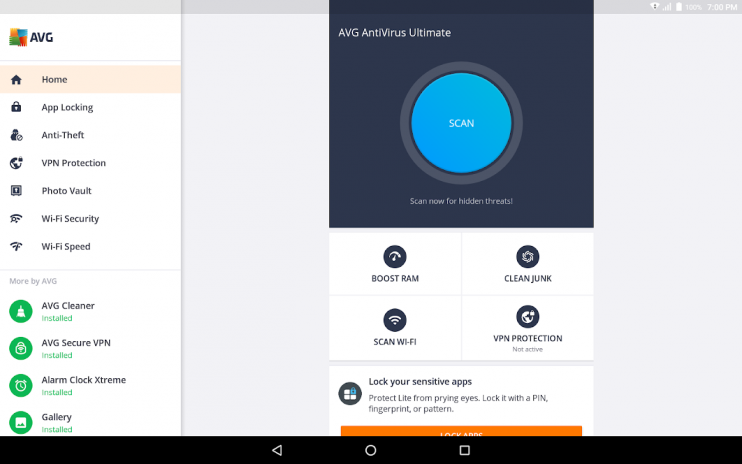 AntiVirus PRO Android Security 6 16 4 Download APK for Android - Aptoide