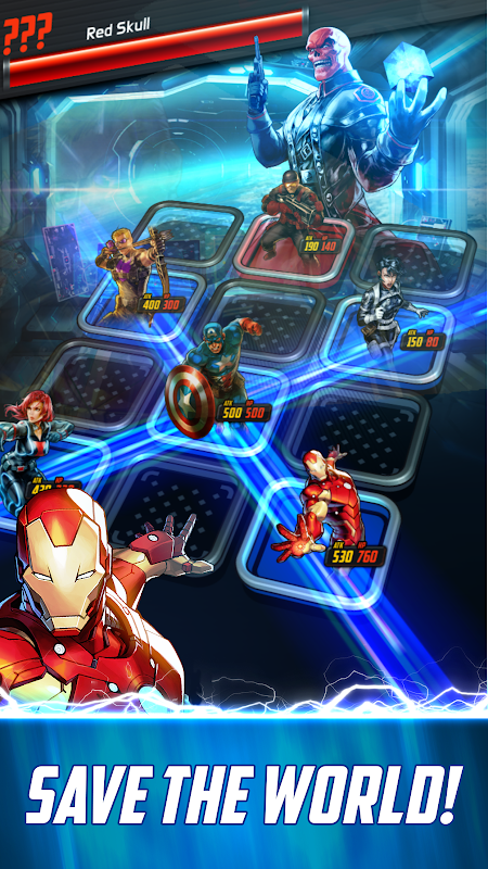 MARVEL Battle Lines screenshot 5