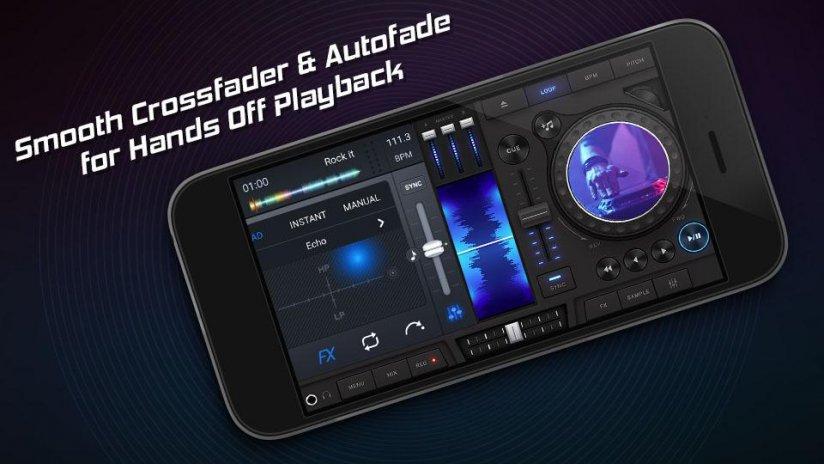 3d Dj Mixer Music Screenshot 2