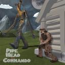 Pipe Head vs Army Commando: Horror Scary Games