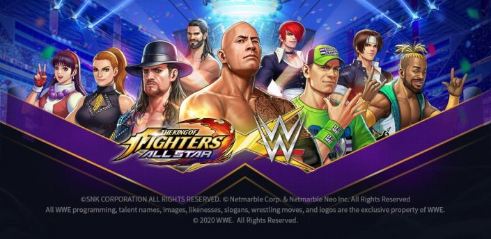 The King Of Fighters Allstar 1 6 5 Download Android Apk Aptoide