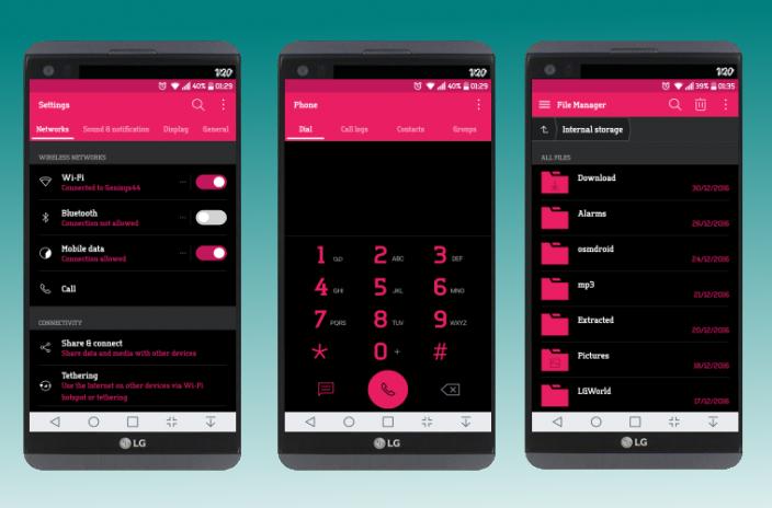 Dark Pink for LG V20-G5-K10 1 0 4 Download APK for Android - Aptoide