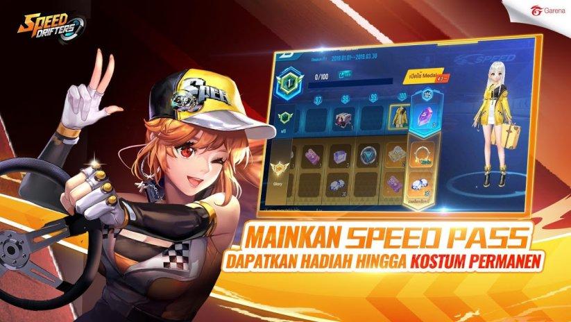 download garena speed drifters mod apk 2019