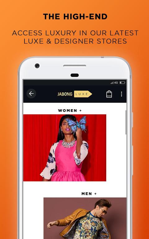 Jabong Online Shopping App screenshot 7