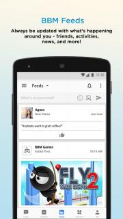 BBM - Free Calls & Messages screenshot 5