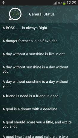 Status Quotes For Whatsapp 10 Descargar Apk Para Android