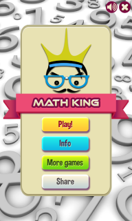 Math King screenshot 1
