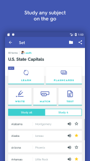 Quizlet: Learn Languages and Vocab with Flashcards screenshot 2