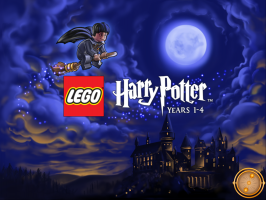 LEGO Harry Potter: Years 1-4 Screen