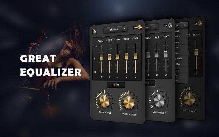 ecualizador & bass booster descargar