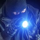 simulatore ladro di nascosto rapina