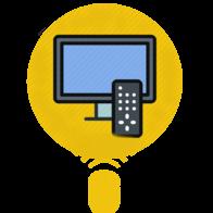 Universal Smart TV Remote Control