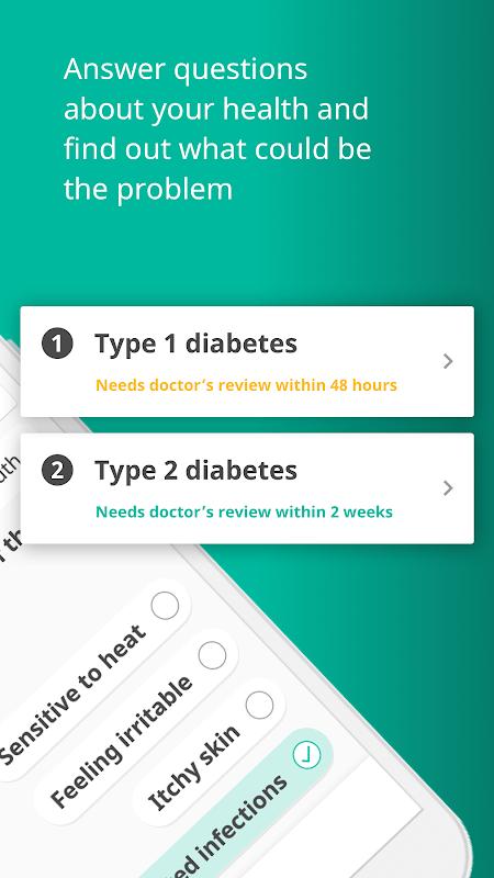 Your.MD: Symptom Checker & Health Tracker screenshot 2