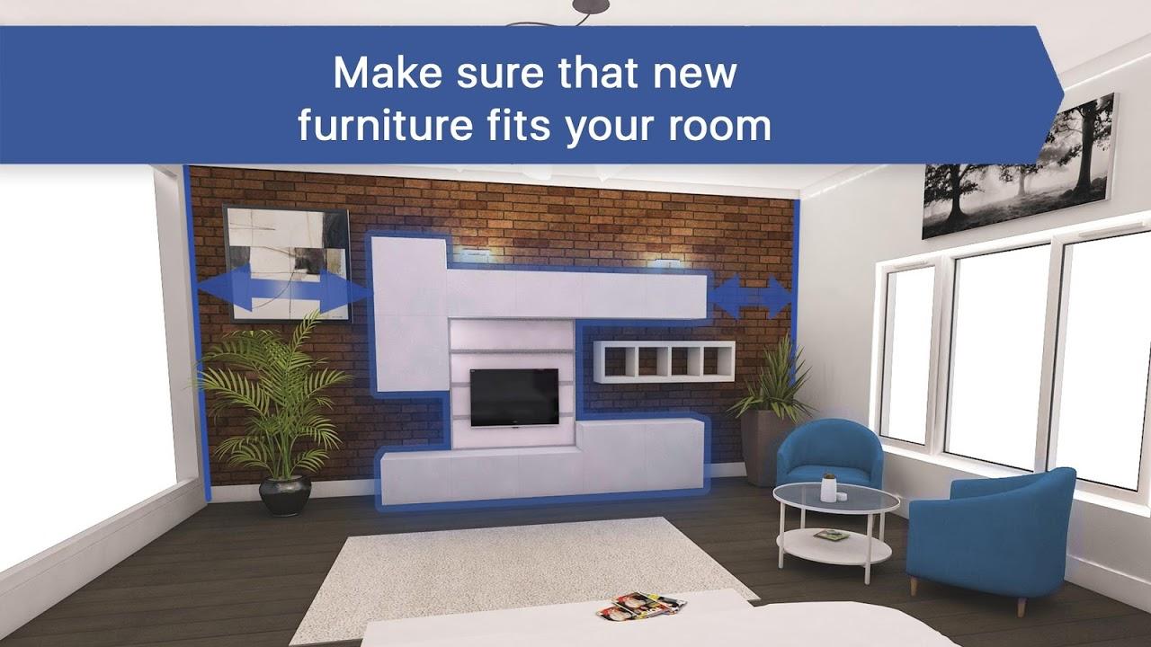 ... 3d Bedroom For Ikea Room Interior Design Planner Captura De Tela 2 ...