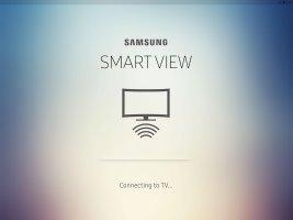 Samsung Smart View Screen