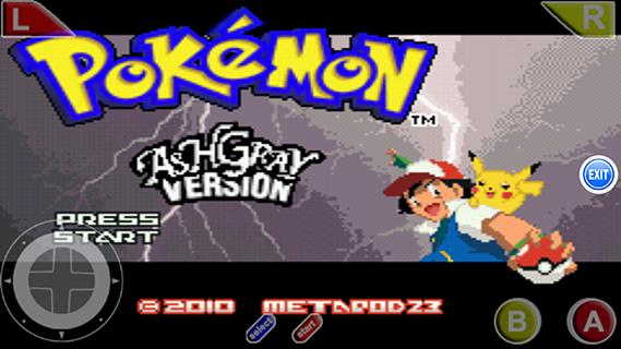 ash grey pokemon game free download