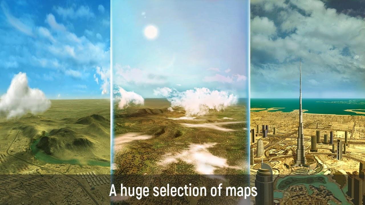Wings of War: BATALHAS AÉREAS 3D ONLINE! screenshot 1
