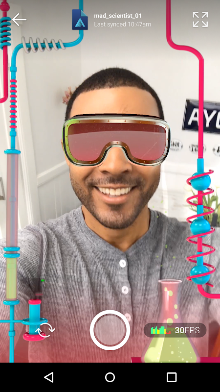AR Studio Player (Unreleased) screenshot 1