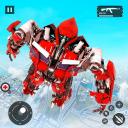 Flying Transform Robot Car Game: Car Robot Games