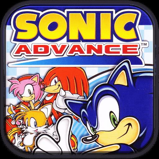 jogos direto no celular sonic advance