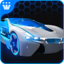 concept cars driving simulator icon