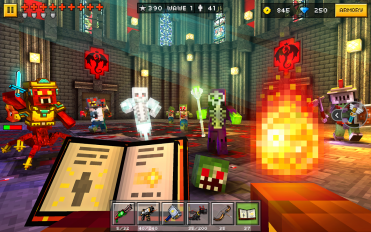 pixel gun 3d pocket edition screenshot 3