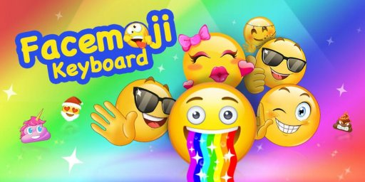Simeji keyboard�Emoji & GIFs screenshot 1