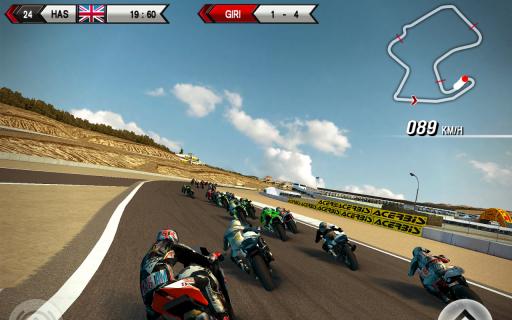 SBK15 Official Mobile Game screenshot 5