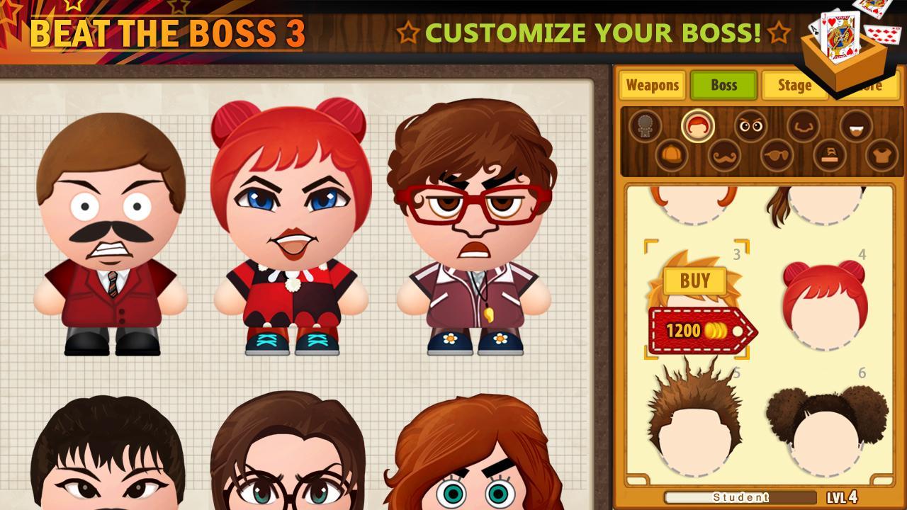 Beat the Boss 3 screenshot 2