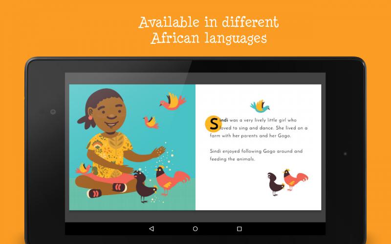 Book Dash: Free African Stories for Kids screenshot 8