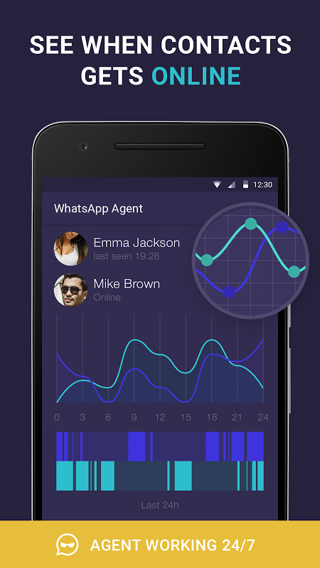 Whatrack Tracker For Whatsapp Profile 10 Android Apk