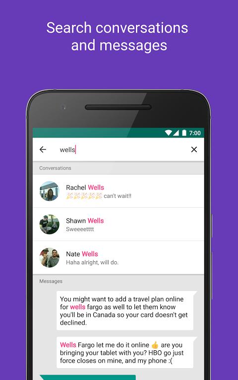 Pulse SMS (Phone/Tablet/Web) screenshot 2