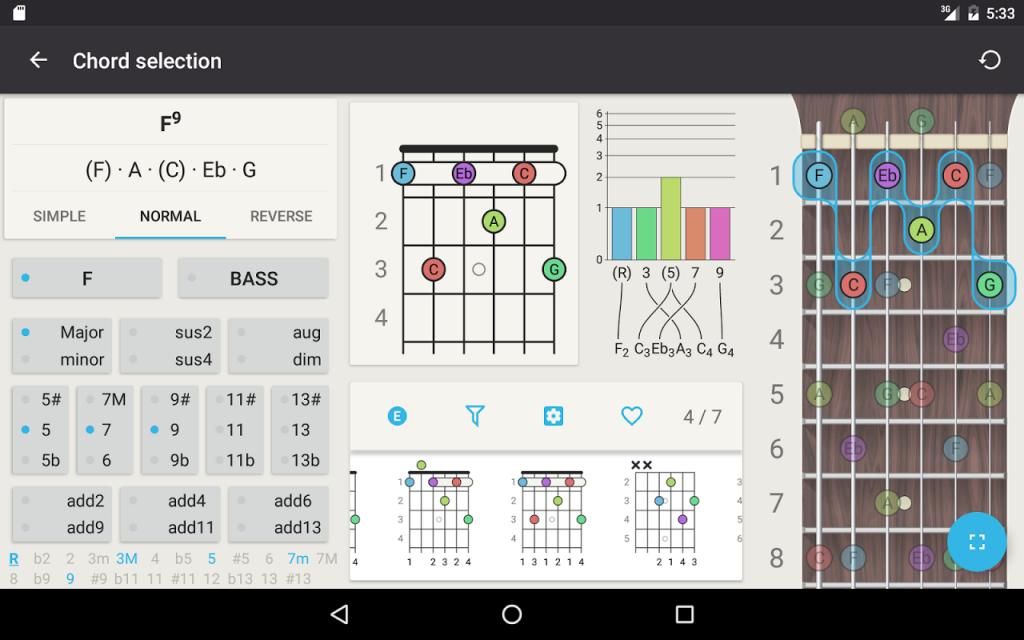 Chord Guitar Chord Finder Download Do Apk Para Android Aptoide