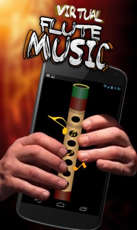 Virtual Flute Music 1 7 Download APK for Android - Aptoide