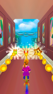 Subway Princess Surf - Endless Run screenshot 7